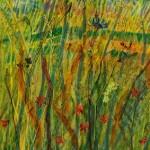 Inspired Arts Fine Gelfand Midnight-Sun---print-devore-satin (500x283)