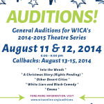 WICAauditions2014