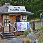 Visitor Information Center Kiosk