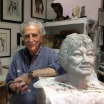 Frank Rose - sculpture of Kay Parsons