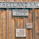 Freeland Hall-side
