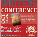 Whidbey Island Writer's Conference Poster