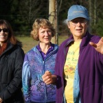 Debra Davies, Kimmer Morris and Cary Peterson