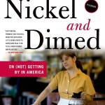 Nickel and Dimed book cover crop