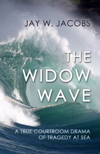 The Widow Wave book cover