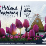 The Oak Harbor Holland Happening celebrates the city's Dutch heritage. (Graphic provided by The Oak Harbor Chamber of Commerce)