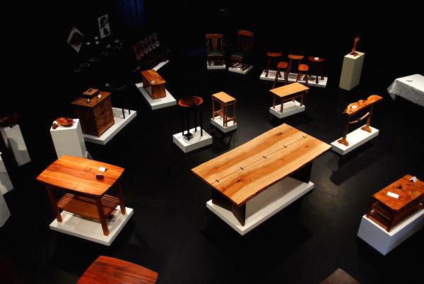 2 Sixteen woodworkers will be on display at Woodpalooza. (photo courtesy of Gary Leake, Whidbey Island Woodworkers Guild Secretary)
