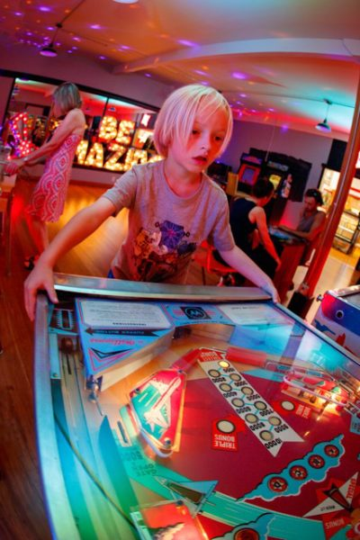 Image result for Pinball arcade in Langley WA