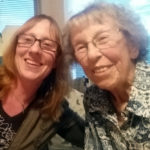 Jess Dowdell and her Aunt Shirley