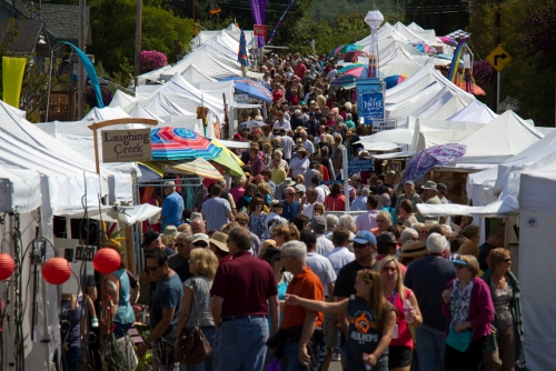 Arts And Crafts Festival Anacortes
