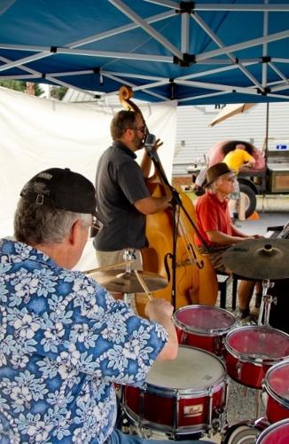A percussionists angle.