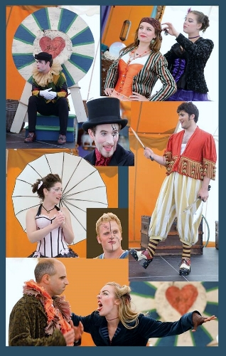 """Michael Stadler photos of ISF's """"Much Ado About Nothing."""""""