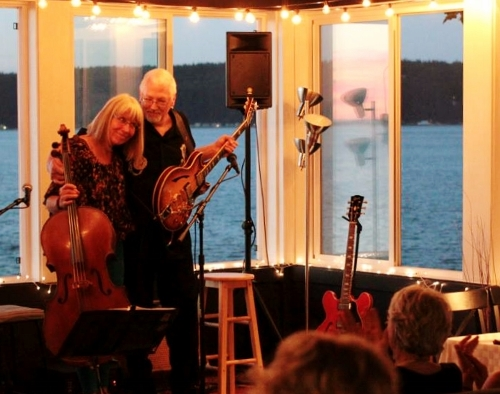 Siri Bardarson and Steve Trembley will appear from 3 to 5 p.m. Sunday, Aug. 18 at Taste for Wine at Bayview Corner.
