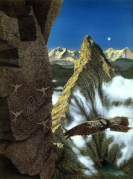 """""""Spirit Flight"""" by Rob Schouten, fine art print."""