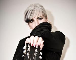 Karin Blaine (photo courtesy of Vaudeville)