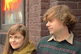 Ashley Eriksson and Eli Moore.  (photo courtesy of secretly-important.com)