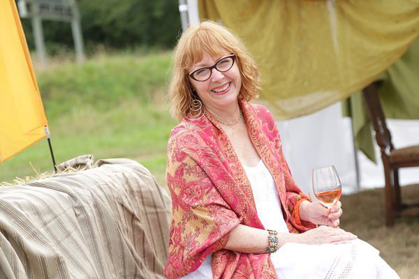 Artistic and theatre director Rose Woods