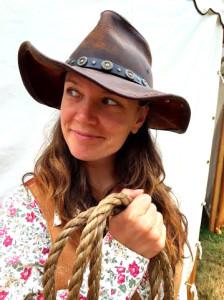 """""""Kate"""" (Melanie Lowey)  photo by Rose Woods"""