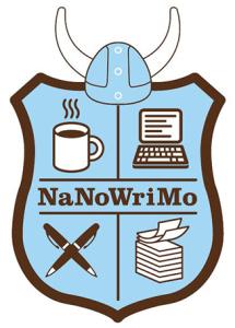 NaNoWriMo image courtesy of the organization.
