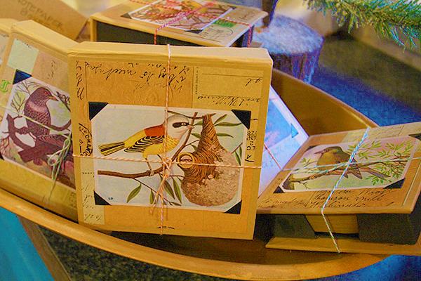 Cards-Bird
