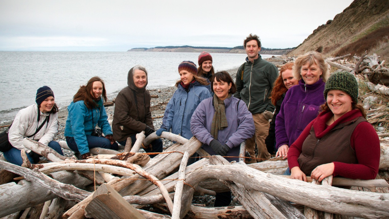 Whidbey Camano Land Trust Staff   (photo courtesy of David Welton)