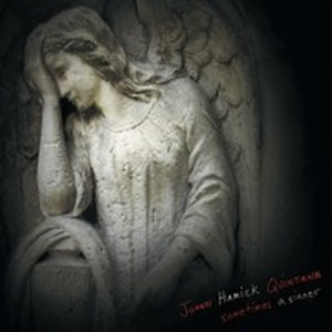 """CD cover artwork, the angel, from """"Saint to Sinner"""""""
