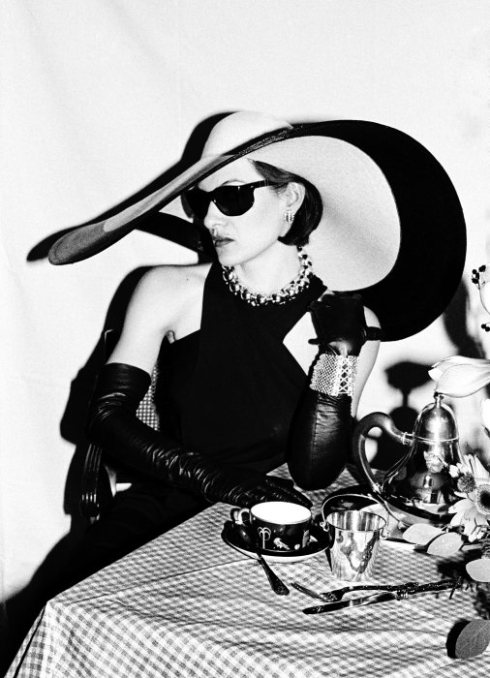 The fabulous Paloma Picasso.