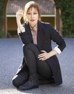 Suzanne Vega  /  photo courtesy of Suzanne Vega