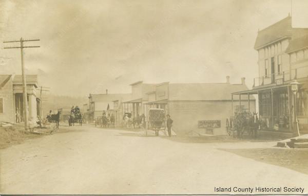 Oak Harbor, circa 1904-1918