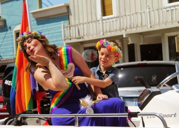 Pride Parade with David Welton 376