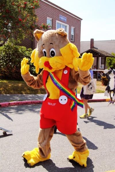 Pride Parade with David Welton 395