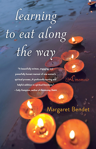 """Learning to Eat Along the Way: A Memoir"" (book cover courtesy of the author)"