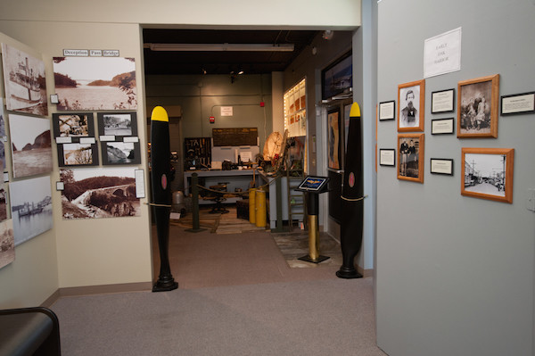 In the entry, a visual history of Oak Harbor