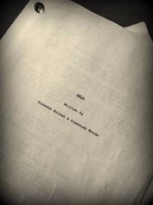 """Held"" script"