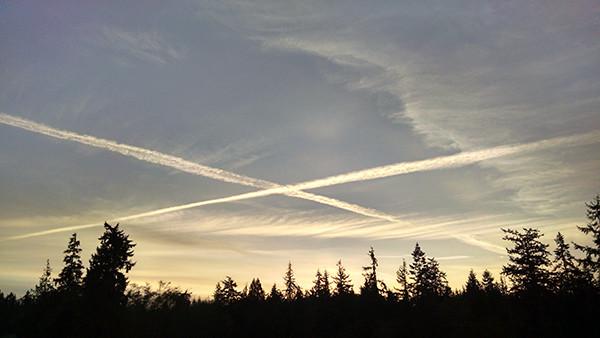 1.Sky X marks the spot