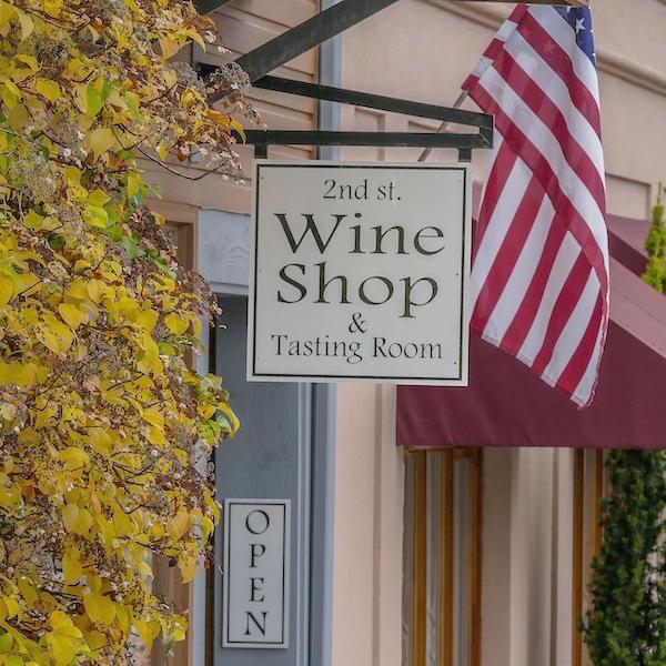 2nd Street Wine Shop