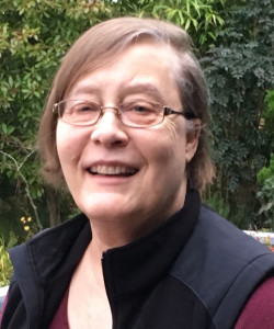 Author Kay Foss (photo courtesy of the author)