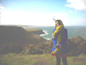 A poet in Ireland: April 2011 (photo courtesy of the author)