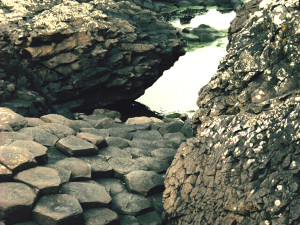 Giant's Causeway April 2011 photo by author