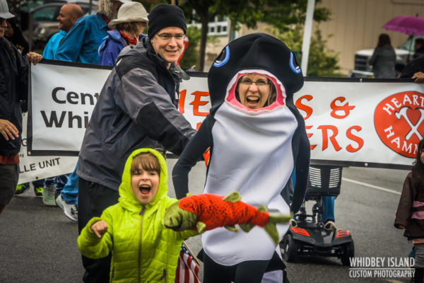 6 WCP - Orca Attacking Salmon - #6 (1 of 1)