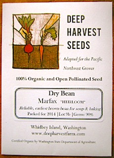 DH seed packet
