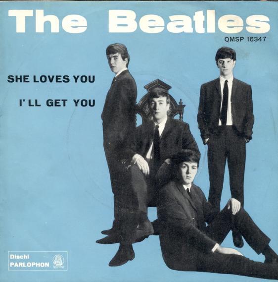 beatles she loves you