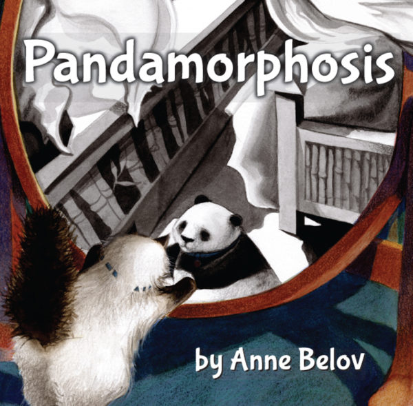 Pandamorphosis by Anne Belov