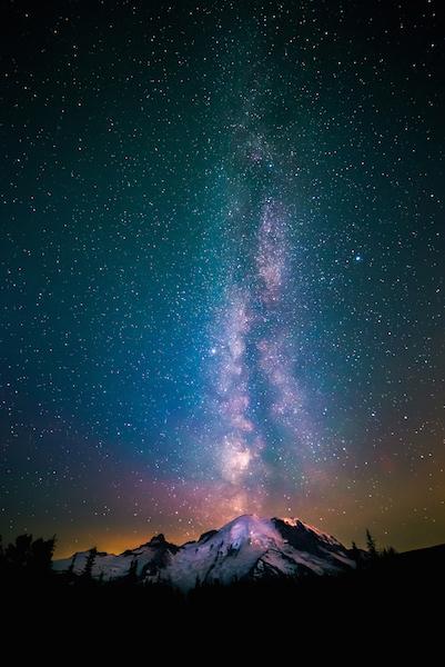 4.Mount Rainier
