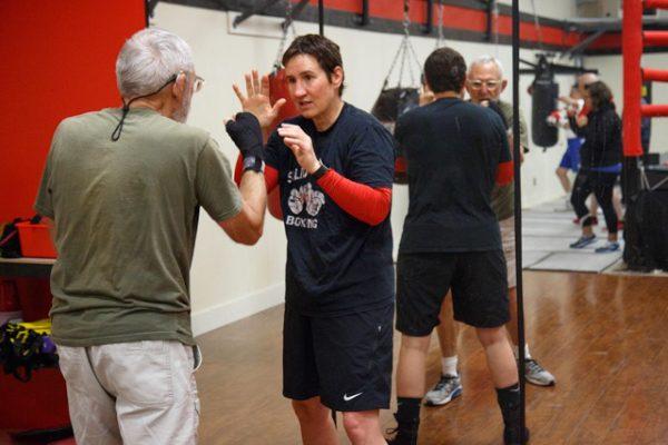 Dakota's training approach features individualized instruction.