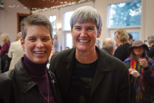 an Shannon and Sue Taves, cofounders of WLM.