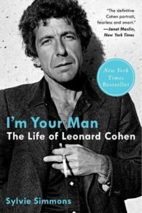 Cover of I'm Your Man: The Life of Leonard Cohen