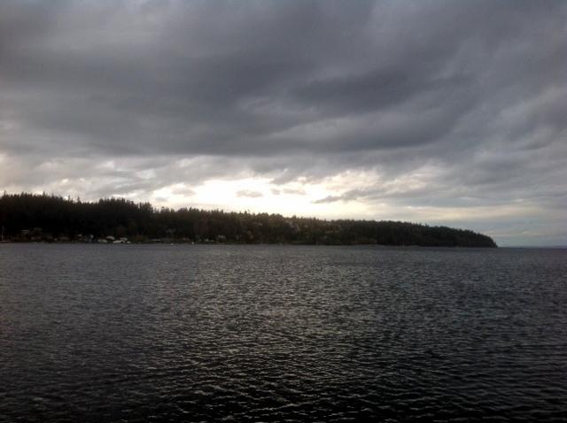 Shifting skies (Photo by Judith Walcutt)