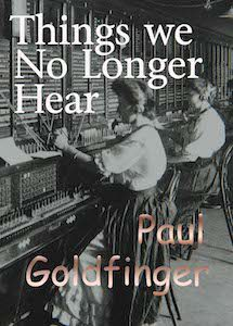 """Cover"" illustration for Things We No Longer Hear"
